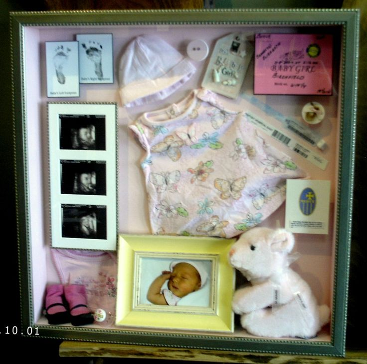 quadro recordaçoes bebe