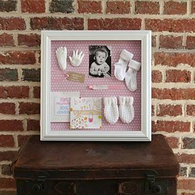 quadro recordaçoes do bebe