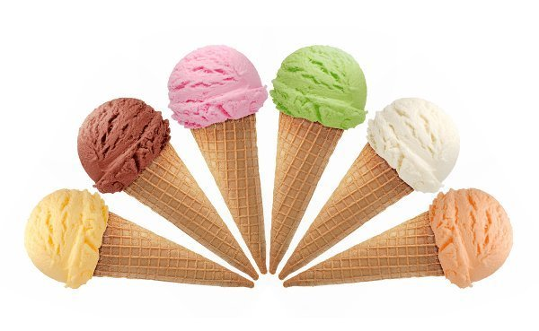 receita de gelados saudaveis