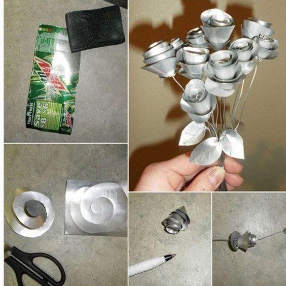 reciclar latas de refrigerante 8