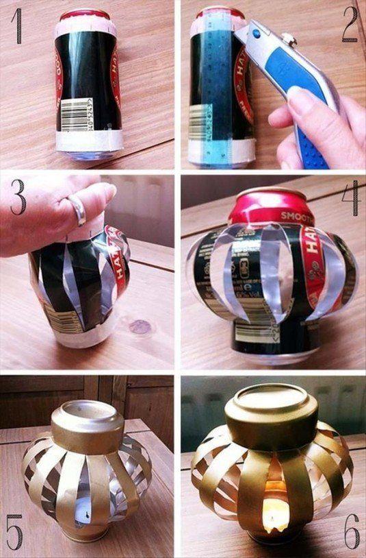 reciclar latas de refrigerante