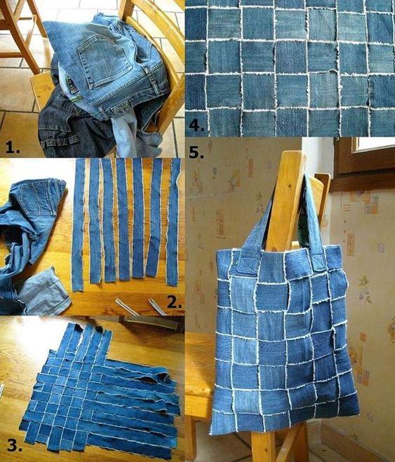 reciclar roupas usadas 4