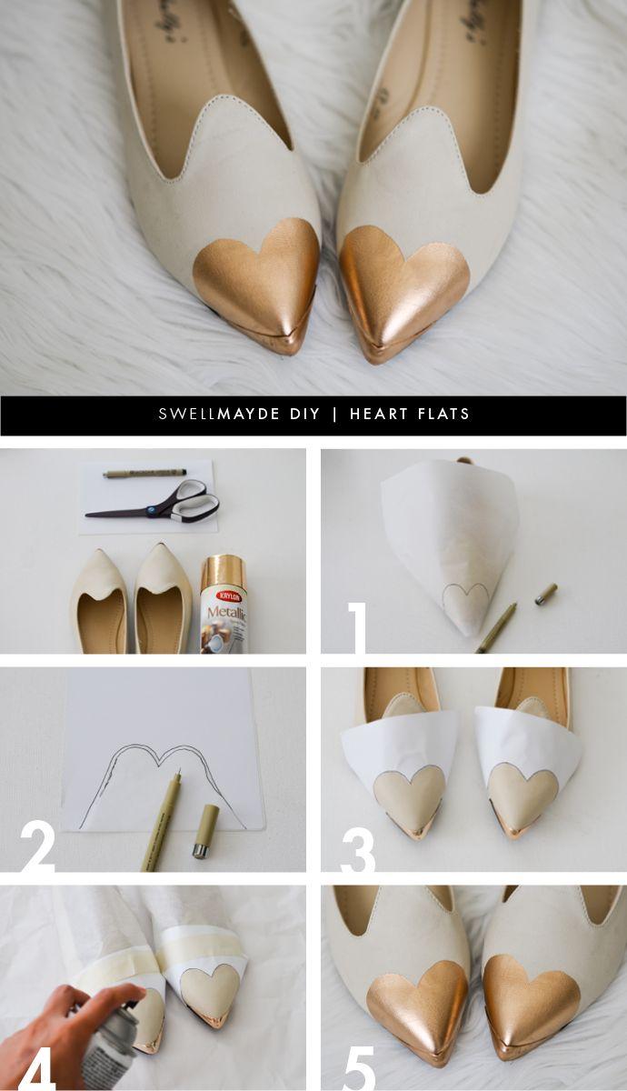 reciclar sapatos velhos