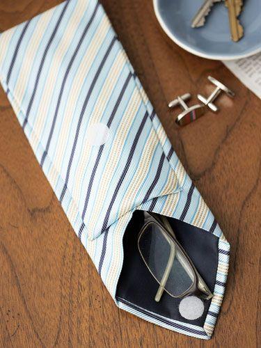 recoclar gravatas
