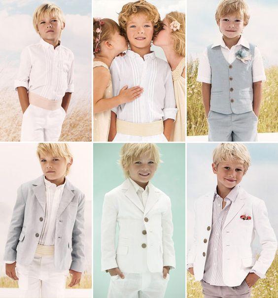 roupa ideal casamento menino 6