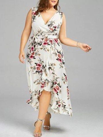 roupa ideal casamento plus size 10