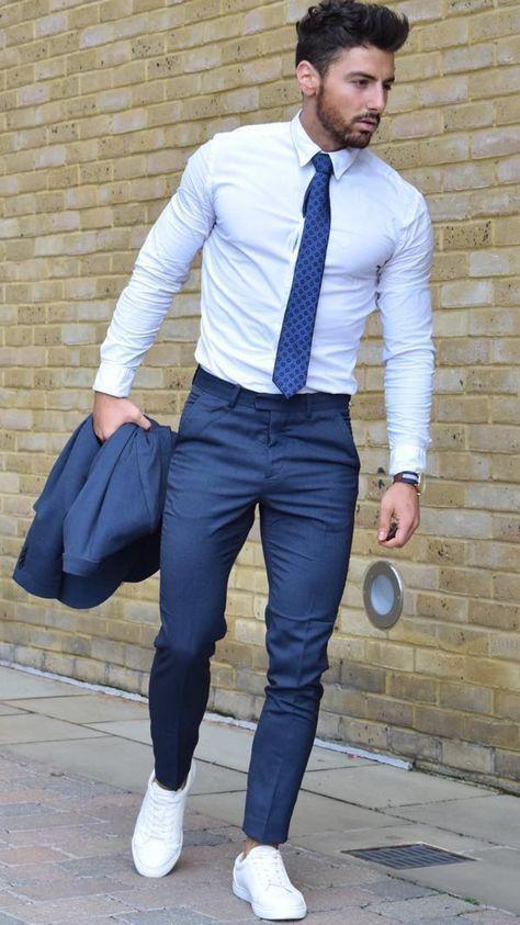 roupa ideal homem tenis 5
