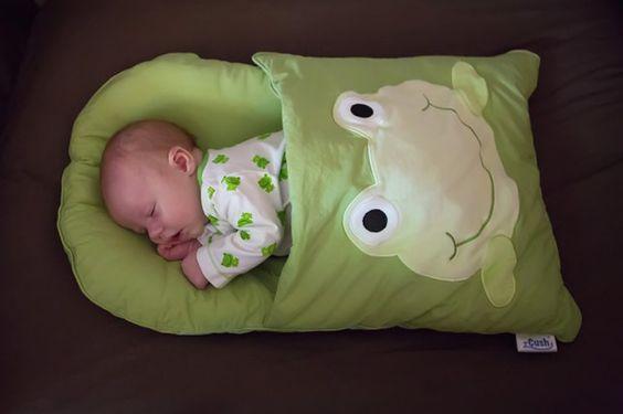 Diy Saco De Dormir Para O Beb 233