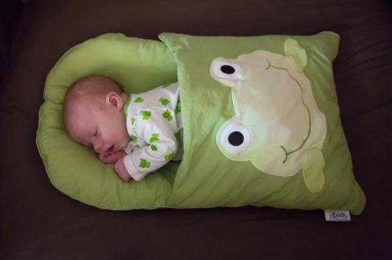 DIY Saco de Dormir para o Bebé