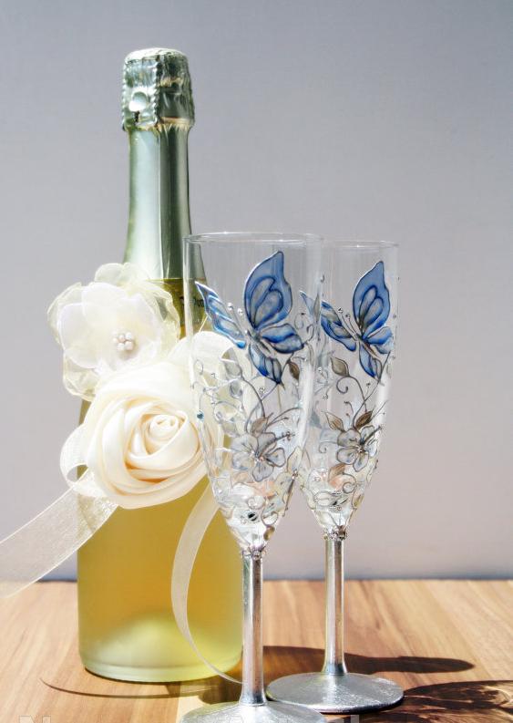 taças de noivos