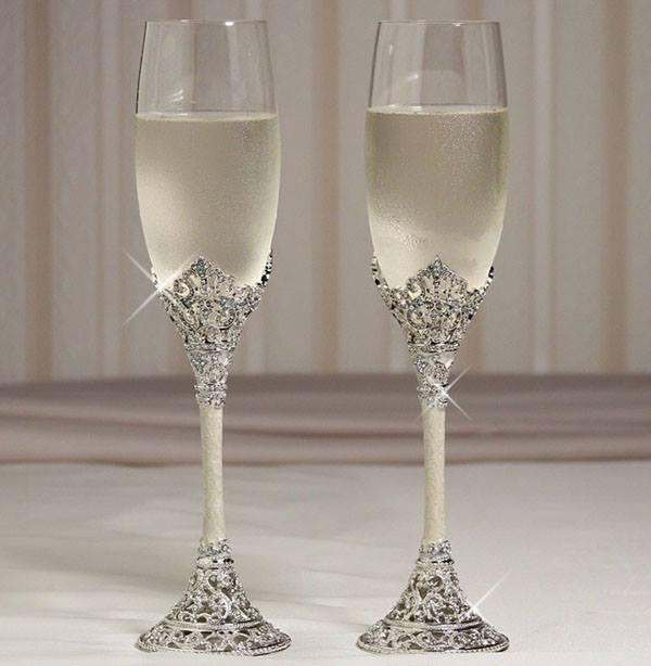 taças para casamento