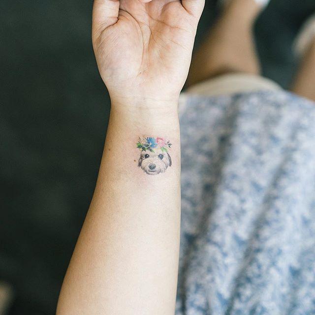 tatauagem feminina pulso 1