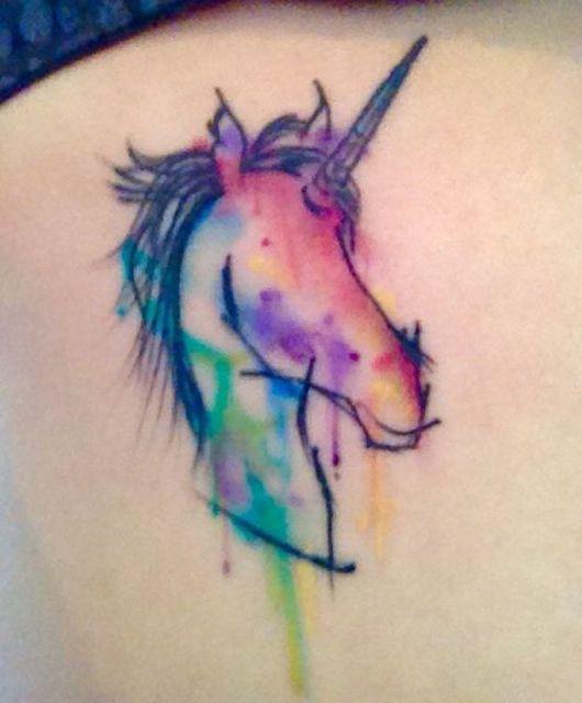 tataugem unicornio 10