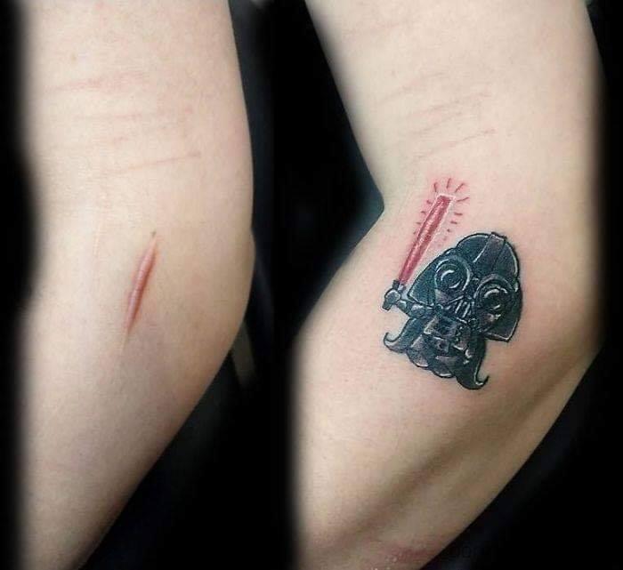 tataugens escondem cicatrizes 9
