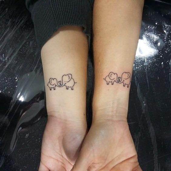 tatuagem amor mae filho