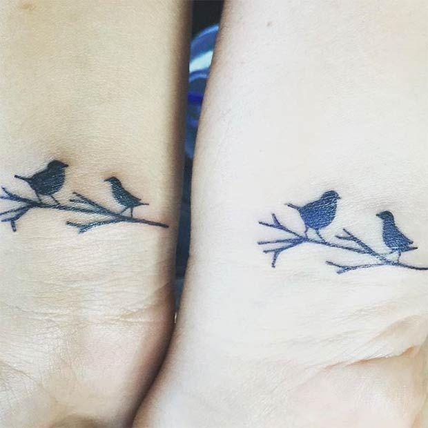 tatuagem mae filha a