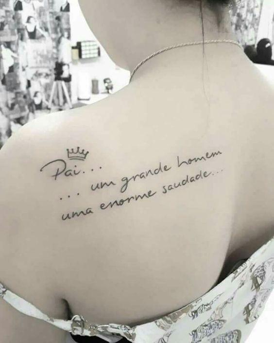 tatuagens escritas costas 3