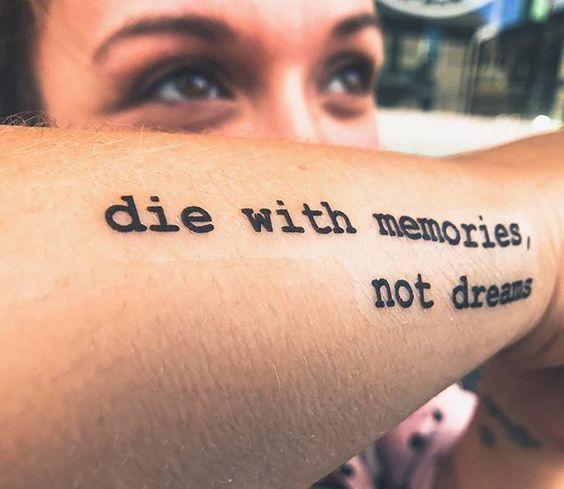 tatuagens escritas ingles 3