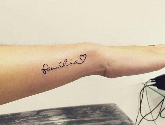 tatuagens escritas pulso 2