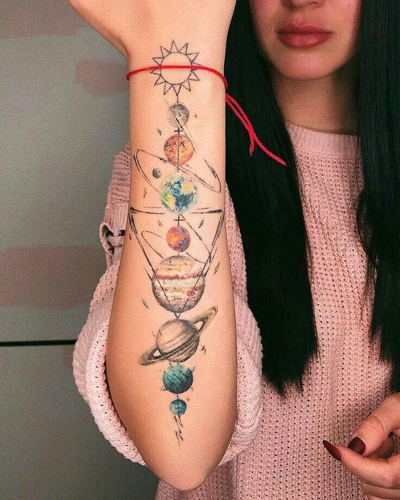 tatuagens femininas criativas 1