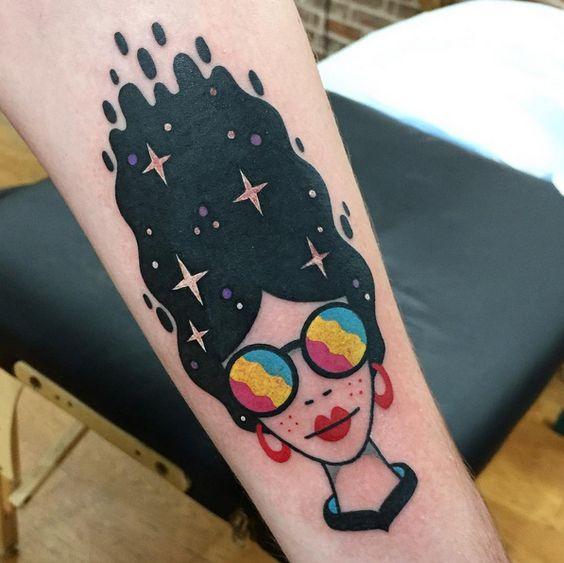 tatuagens femininas criativas 12