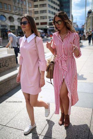 tendencia modelos vestidos
