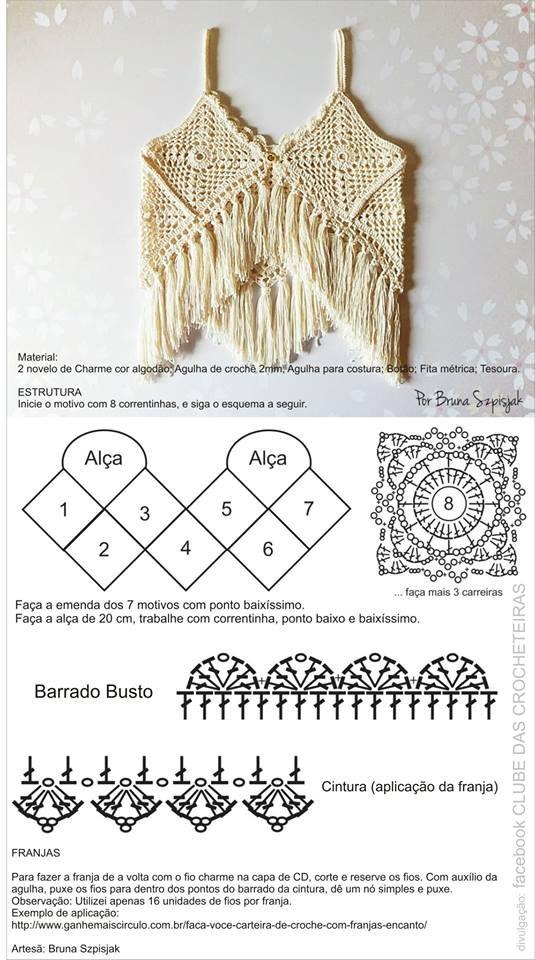 tutorial biquini croche 2