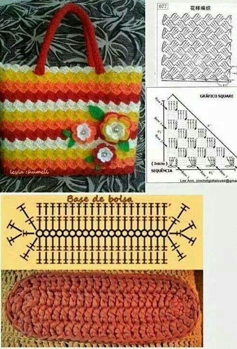 tutorial bolsa croche 4