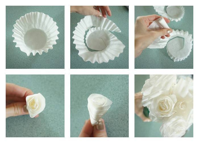 tutorial flor depapel