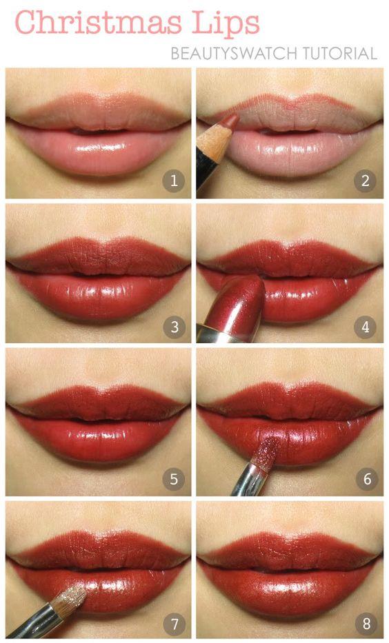tutorial maquiagem para festa