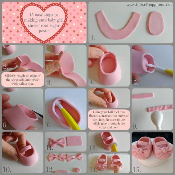 tutorial sapatinho EVA 8