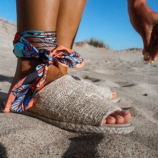 usar lenco tornozelo ideias