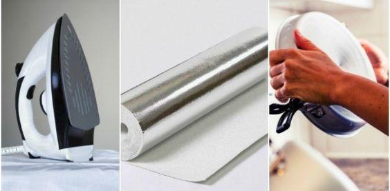 utilidades papel aluminio