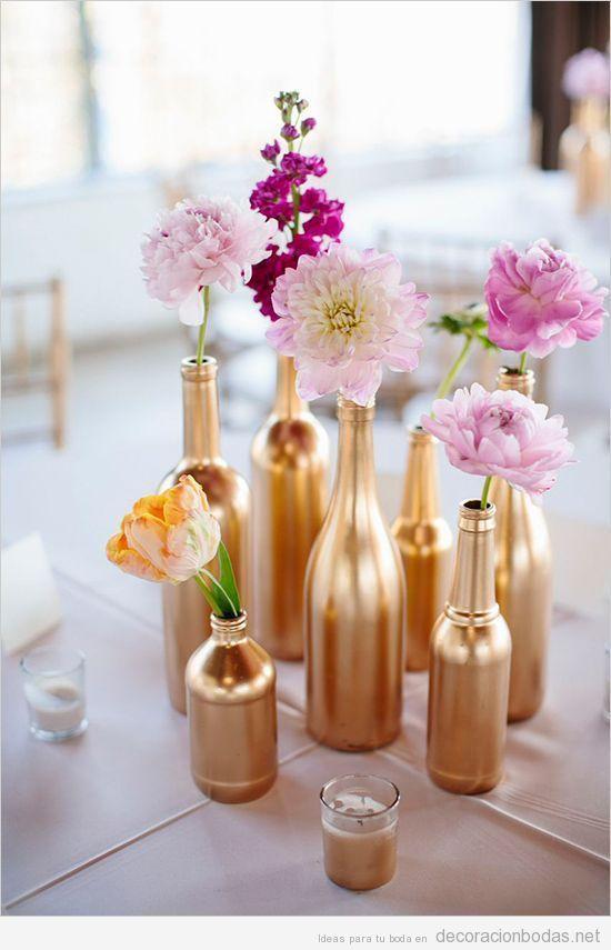 vasos flores materiais reciclados 3