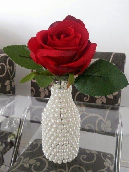 vasos flores materiais reciclados 4