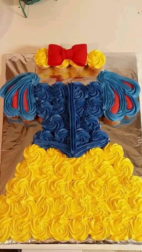 vestido cupcakes