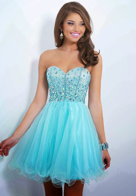 vestido formatura curto 4