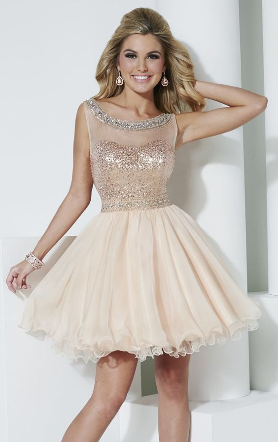 vestido formatura curto 6