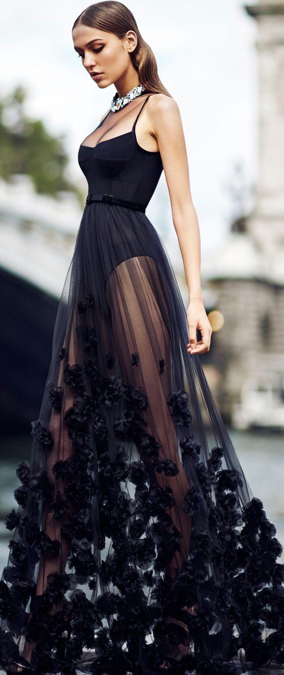 vestido longo festa 10