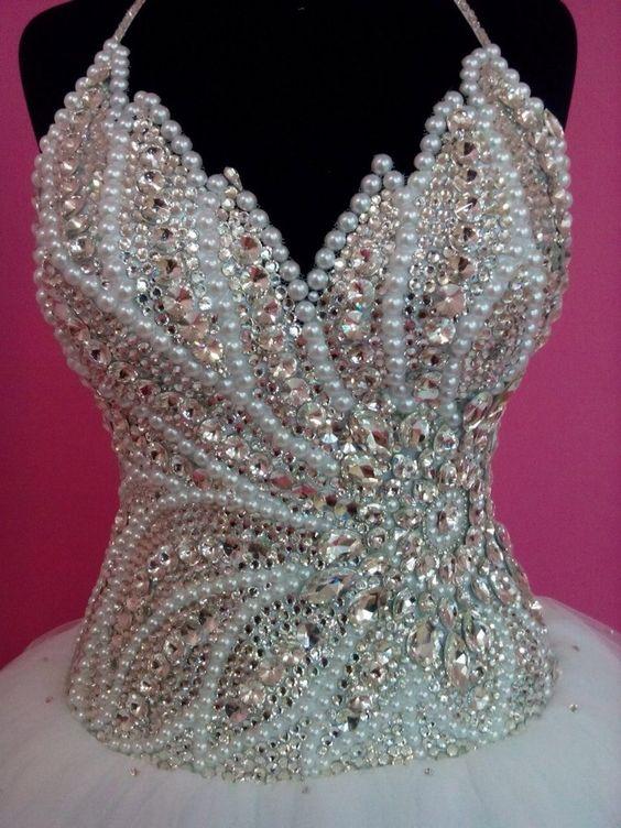 vestido noiva espartilho corpete 1