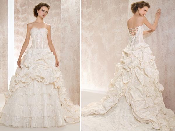 vestido noiva espartilho corpete 2