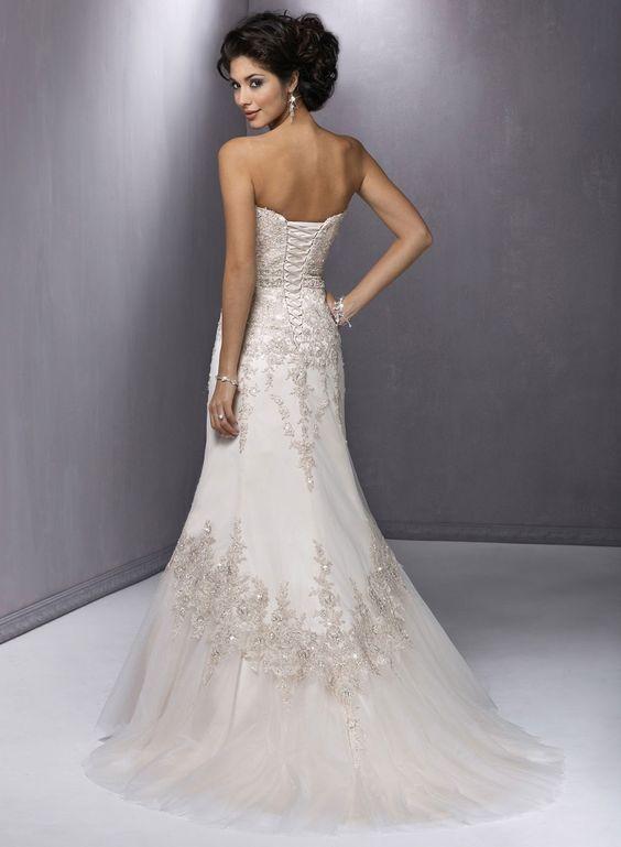 vestido noiva espartilho corpete