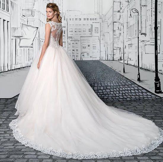 vestido noiva estilo princesa 1