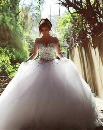 vestido noiva estilo princesa 10