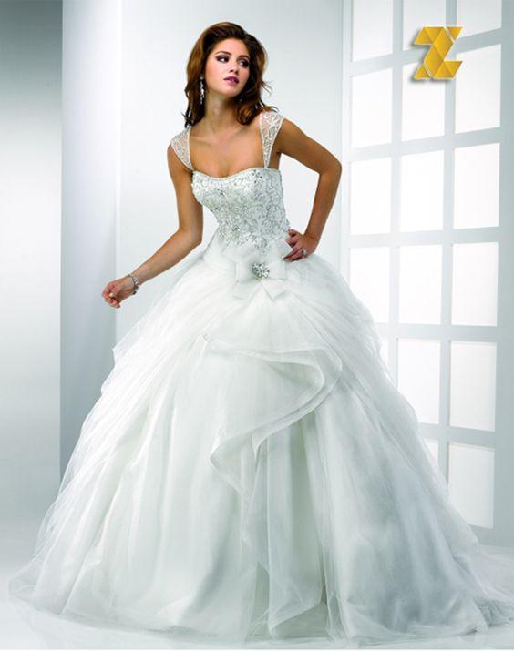 vestido noiva estilo princesa 12