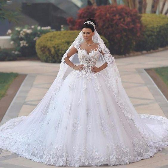 vestido noiva estilo princesa 4