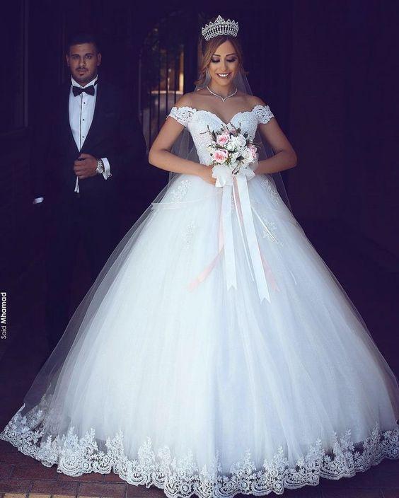 vestido noiva estilo princesa 5