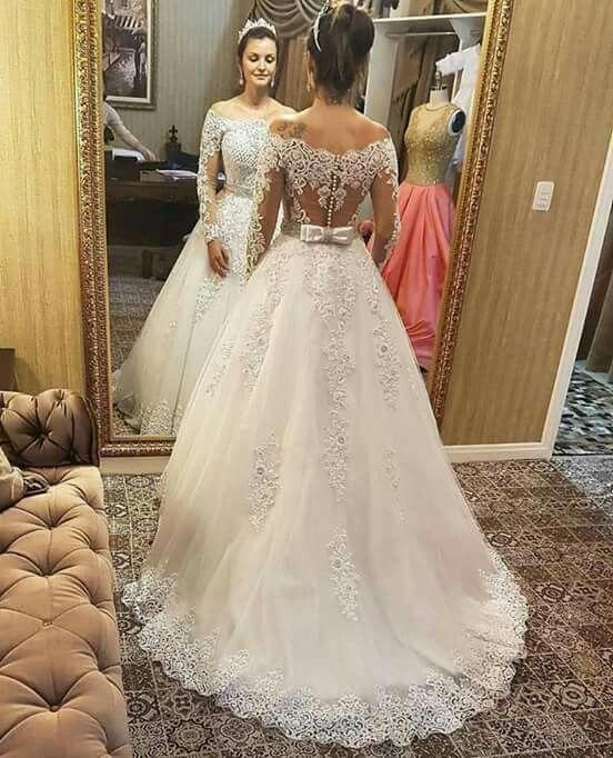 vestido noiva estilo princesa 6