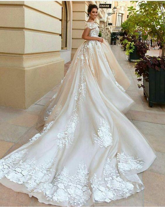 vestido noiva estilo princesa 8