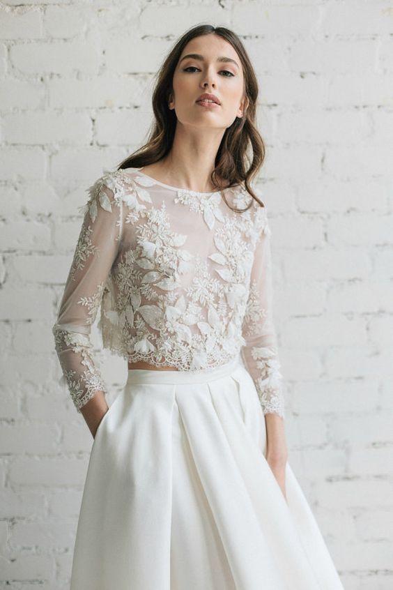 vestido noiva inverno 1